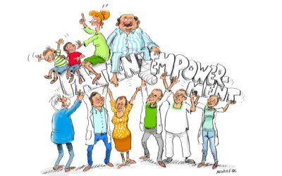 VZW Patient Empowerment vernieuwt en breidt Raad van Bestuur uit